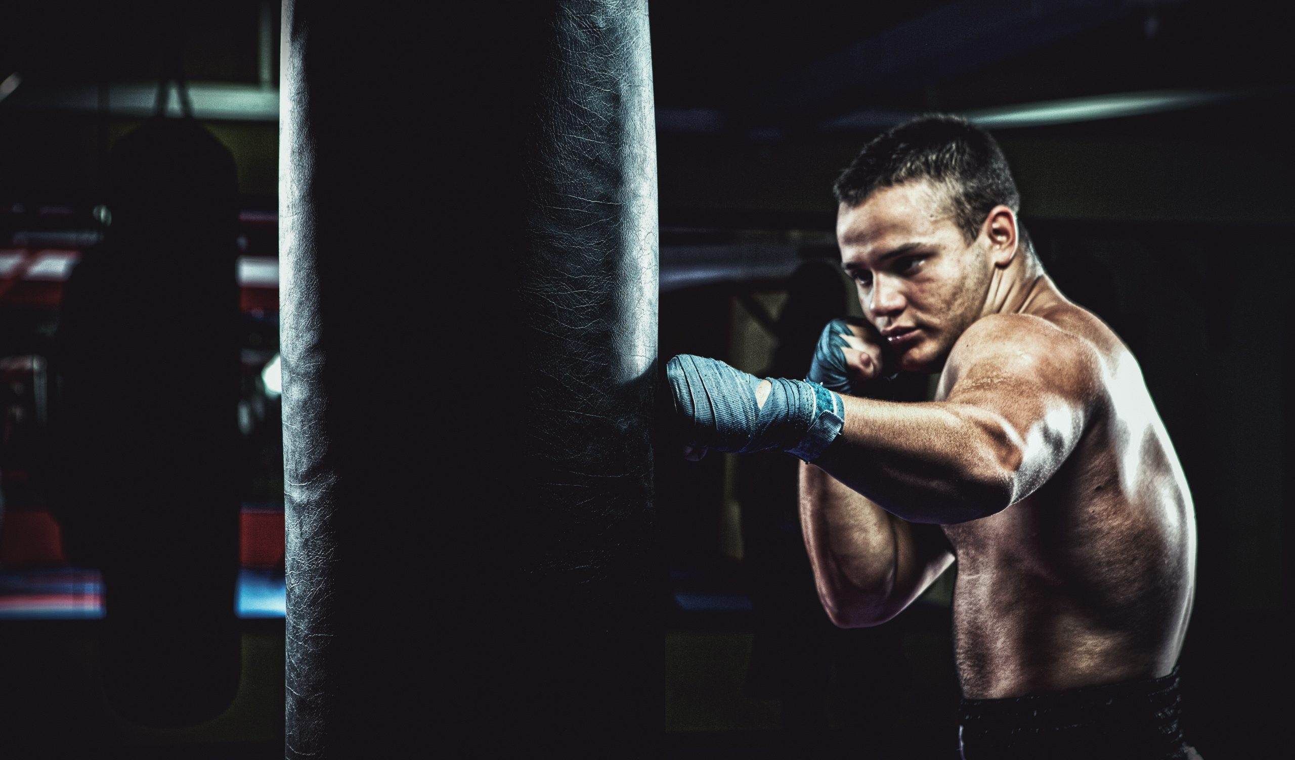 Kickboxing or Boxing Routine