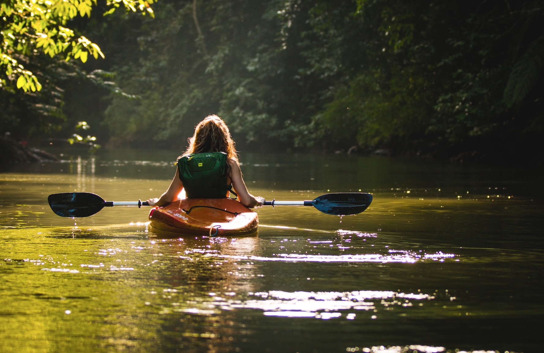 Learn More About Kayaking