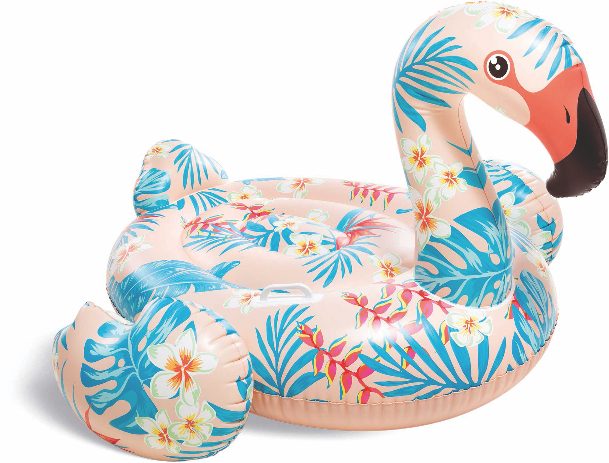 Intex Tropical Flamingo Ride-On Inflatable Float