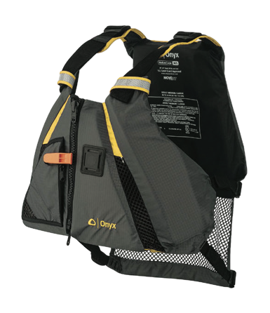 Onyx MoveVent Dynamic Life Vest, Water Gear