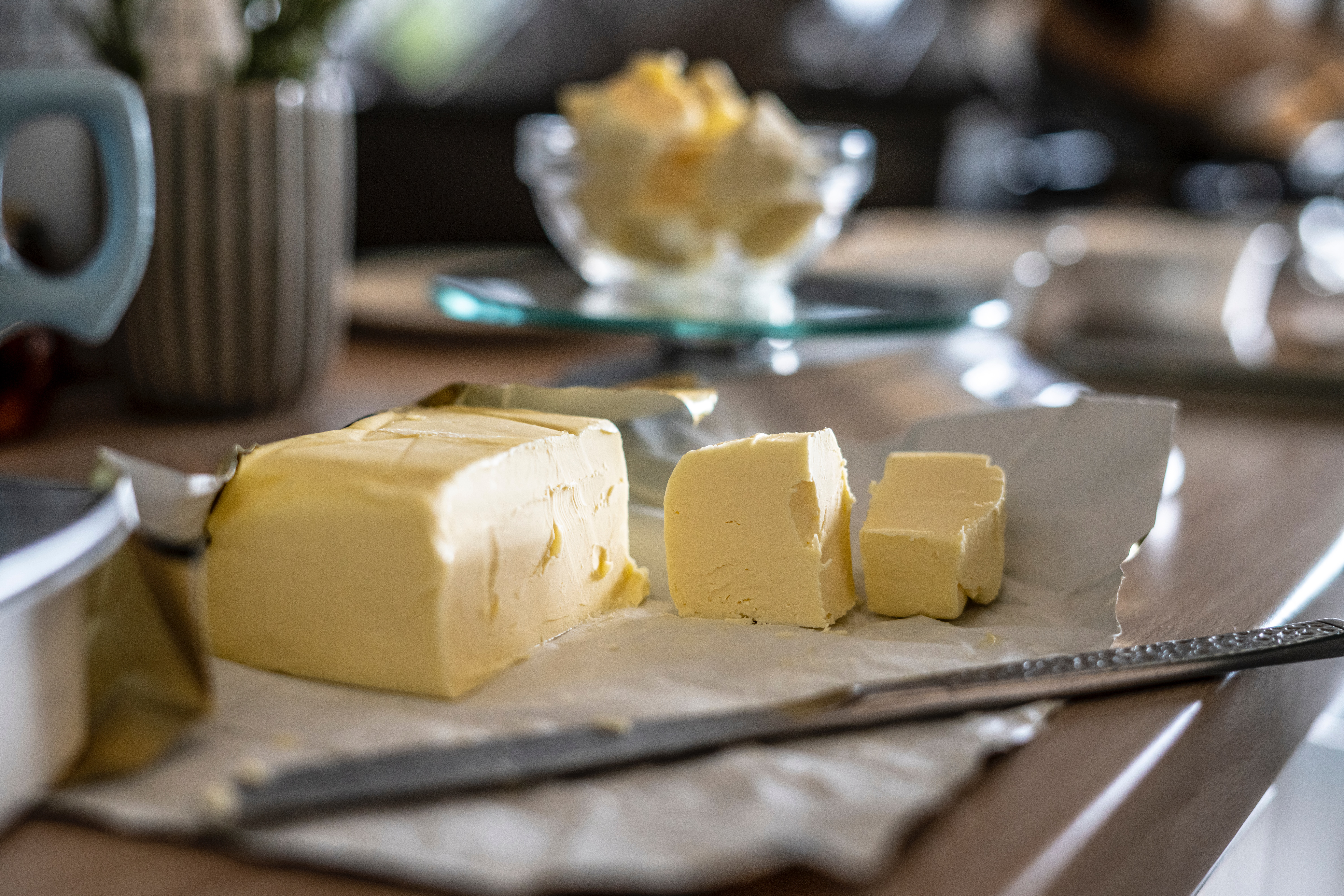 Benefits of Butter Consumption